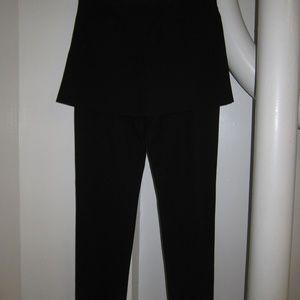 Authentic Wayne Mock Skirt Trouser